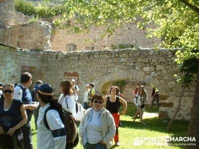 Centro de Turismo Rural Somolinos; Senderismo gratis; senderos madrid